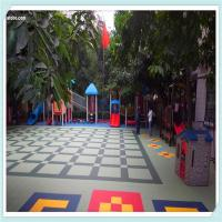 Buy cheap Outdoor interlocking flooring/pp flooring/outdoor sports flooring from wholesalers