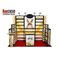 Buy cheap Recyclable and Portable Aluminum Frame Exhibition 10x10 Booth Display from wholesalers