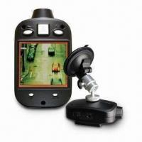 Wholesale Car Black Box with Monitor and 8GB Built-in NAND Flash Memory, Supports GPS Google Map from china suppliers