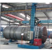 China Medium Duty Weld Manipulator With Motorized Moving And Cross Sliding Device for sale