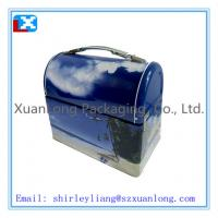 Wholesale Christmas metal tin box for cookie from china suppliers