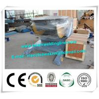 Quality Pipe Flange Small Manual Welding Positioners Adjustable 0-90 Degree for sale