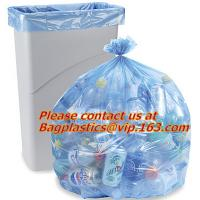 Wholesale trash bags,compostable bags, nested trash bags, compost bin bag, garbage bags, refuse sack from china suppliers