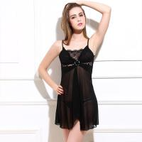Buy cheap Transparent Hot Fashion Sexy Nylon Lingerie Babydoll Nighty Ladies Sexy from wholesalers