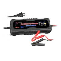 Wholesale Smart Mobile auto starter car battery charger , 12 Volt / 24 Volt 2A / 5A / 10A from china suppliers
