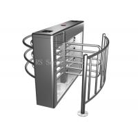Wholesale 304 Grade Ss Outdoor Half Height Turnstile Security Products For Stadiums from china suppliers