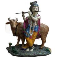 Wholesale Krishna god statue from china suppliers