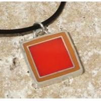 Wholesale full color printing Epoxy Resin Pendant For for keychains, mobilephone chains from china suppliers