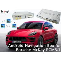 Wholesale 16GB Flash Quad core 1.6GHz Android Navigation Box for 2010-2016 Porsche Macan (PCM 3.1) from china suppliers