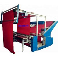 Wholesale Open Width Knitted Fabric Inspection Machine 3600*3000*2000mm With Tension Control from china suppliers
