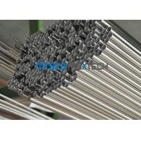 Wholesale TP321 / 321H 3 / 4 Inch Sanitary Stainless Steel Tubing , ASTM A269 Seamless Boiler Tube from china suppliers
