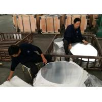Quality Personalized 5000 Series Aluminum Discs Blank For Hydrogen Peroxide Containers for sale