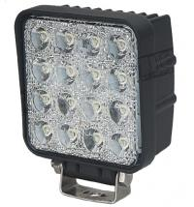 Buy cheap Brand new LED blue sprayer work light for irrigation 10 - 60VDC 48W  heavy duty work light from wholesalers