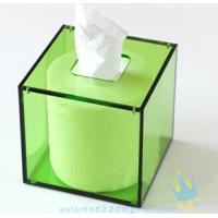 Wholesale green napkin holder from china suppliers