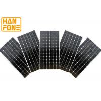 Wholesale 200 Watt Monocrystalline Silicon solar power panel For On / Off grid system from china suppliers