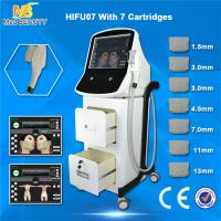 Wholesale 1000w HIFU Wrinkle Removal High Intensity Focused Ultrasound Machine from china suppliers
