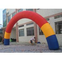 Wholesale PVC Inflatable Advertising Products Rainbow Standard Arch for Event from china suppliers