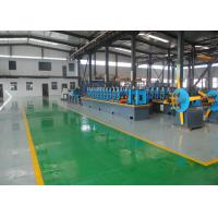 China High Performance Tube Mill Machine Durable Max 80m/Min Worm Gearing on sale