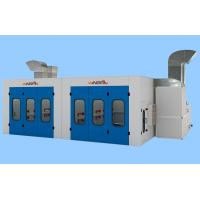 Quality Diesel Heat energy Industrial Large Spray Booth, Bus Or Auto Painting Drying for sale