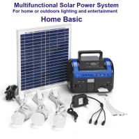 Buy cheap Homes Clean Energy Remarkable Emissions Reduction Smart Solar Energy For from wholesalers