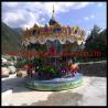8 seats mini Luxury carousel horses for kid amusement park for sale