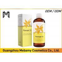 Wholesale Sensual Edible Aromatherapy Massage Oil Contain Jojoba / Sweet Almond Oil from china suppliers