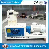 Wholesale CE Approval Flat Die Wood Chips Pellet Machine Sawdust Biofuel Granulator from china suppliers