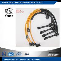 China 7mm Copper Core Spark Plug Wire Ignition Cable Kit for SUZUKI CULTUS VXR on sale