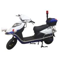 Buy cheap Security patrol scooter, two wheeled electric patrol scooter, Moving and Lighting Motor GM026 from wholesalers