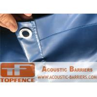 Temporary Sound Barriers Fencing 20dB Noise Reduction and Insulation 1100mm x 2400mm for 2.1mx2.4m temp fence