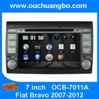 Wholesale Ouchuangbo Auto Stereo Radio Player for Fiat Bravo  2007-2012 USB iPod DVD Video OCB-7011A from china suppliers