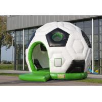 Wholesale Super Large Moonwalk Bounce House Soccer Ball Inflatable Jumping Bouncer from china suppliers