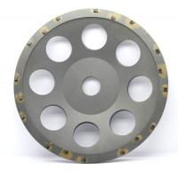 Wholesale Small Size High Grade PCD Diamond Cup Wheels For Heavy Epoxy Removing from china suppliers