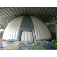 Wholesale FR Rip Stop Nylon Event Inflatable Tent , Advertising Inflatable Dome Tent from china suppliers
