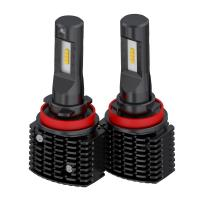 Buy cheap Auto led car headlight H11, Edison headlight  24w ,6000K led car head from wholesalers