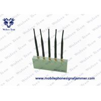 Wholesale 5 Antenna With Remote Control Mobile Phone Signal Jammer from china suppliers