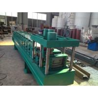 Wholesale Metal C And Z Purlin Roll Forming Machine / Cold Roll Forming Machine from china suppliers
