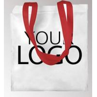 Wholesale Promotional Cheap Custom Logo Print Eco Friendly Die Cut Shopping Non-Woven Bags D Cut non woven bag, BAGPLASTICS, PAC from china suppliers