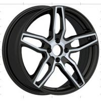 Wholesale 4, 5 Hole 17 Inch Alloy Wheels 15x7 17x7.5 100 - 120 PCD from china suppliers