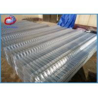 China High Zinc Coating Stainless Steel Welded Wire Mesh Panels For Highway Road on sale