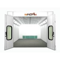 Quality Double Intake Centrifugal Fan Metal Basement Furniture Spray Booth, Painting for sale