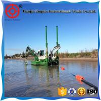 Wholesale Made in China Floating Hose flange coupled  HDPE pipe for dredging vessel from china suppliers