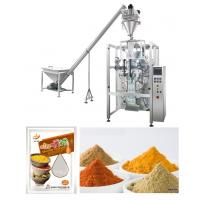 Wholesale Corn / Wheat / Turmeric Powder Packing Machine With PLC Control from china suppliers