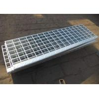 Wholesale Customized Size Galvanized Steel Stair Treads ISO9001 CE Certificate from china suppliers
