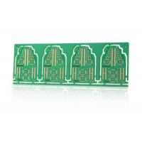Wholesale Custom Green Double Sided Printed Circuit Boards for Electronic Controller from china suppliers