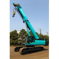 Buy cheap SQ350A Telescopic Crawler Crane with  lifting capacity 35 ton from Wholesalers