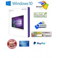 Wholesale Global Language Windows 10 Retail License , Windows 10 Pro OEM Product Key from china suppliers