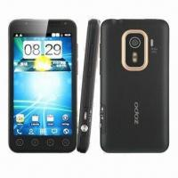 Wholesale 4.3-inch Smartphones with Google's Android Cortex A9, CPU Frequency of 1GHz from china suppliers
