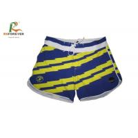 Wholesale Girls Recycled Board Shorts For Swimming , Outdoor Sports Board Shorts Custom Beachwear from china suppliers