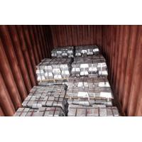 Factory supply competitive Antimony (Sb) Ingots 99.65%/99.85% for sale